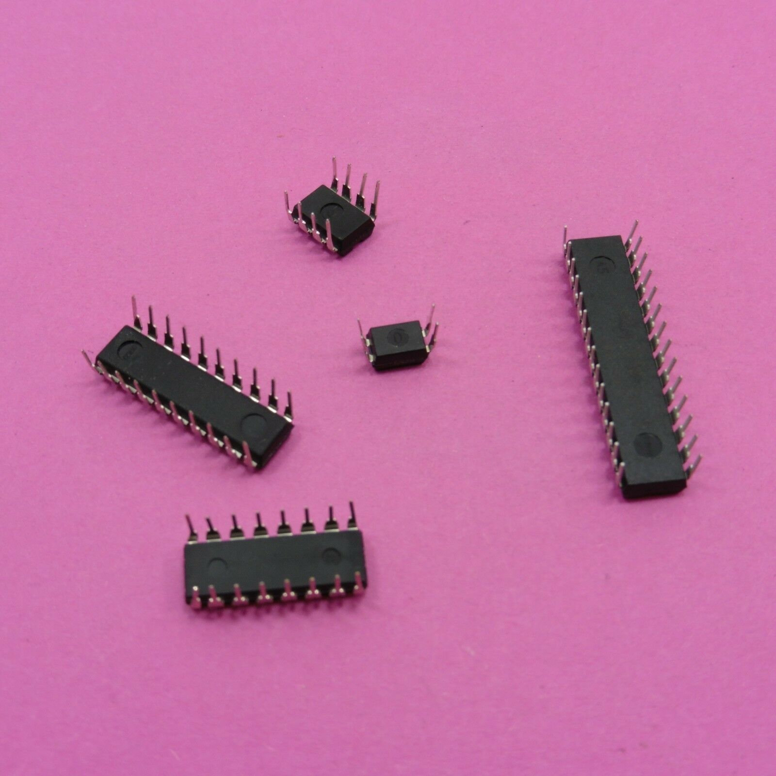 Ic Chips 4 8 14 16 20 Pin 2 Wire Serial Integrated Circuits 1 Of 1free Shipping