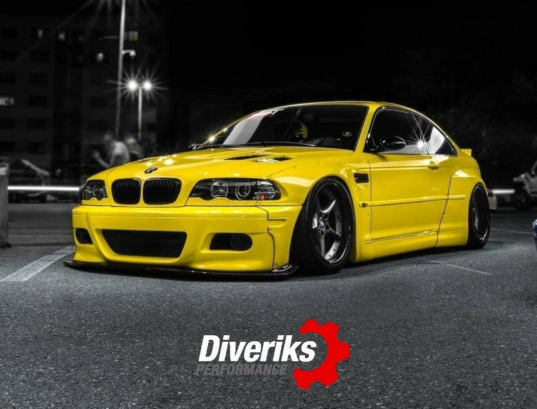 Bmw E46 M3 Coupe Pandem Style Wide Body Kit 90000 Picclick Uk 2000 Audi Tt Kits 1 Of 10only 4 Available