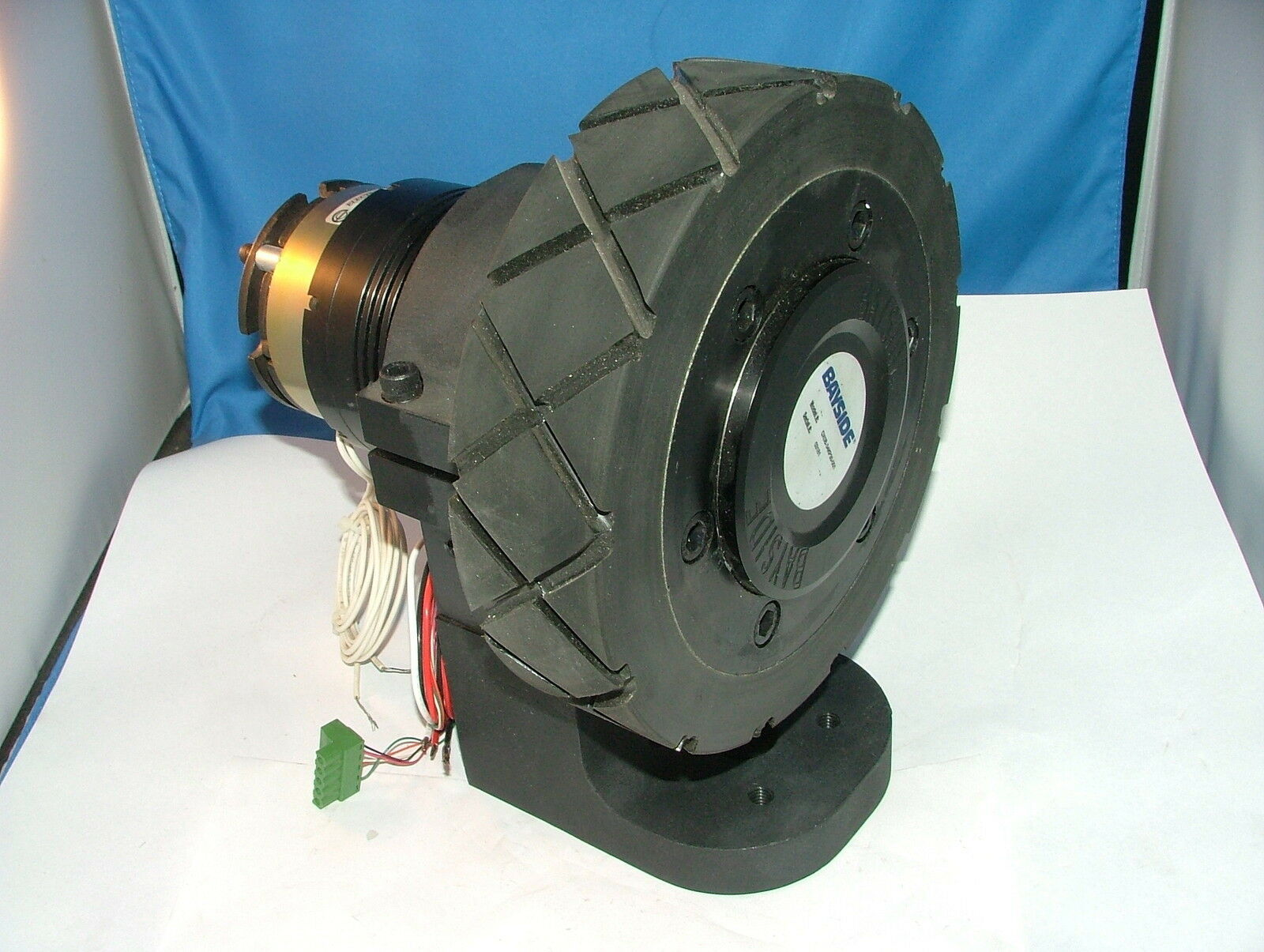Brushless Drive Motor Assy For Wheel Chairs Bayside Dx0b