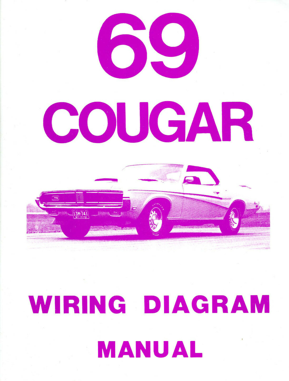 mercury cougar tachometer wiring diagram mercury power