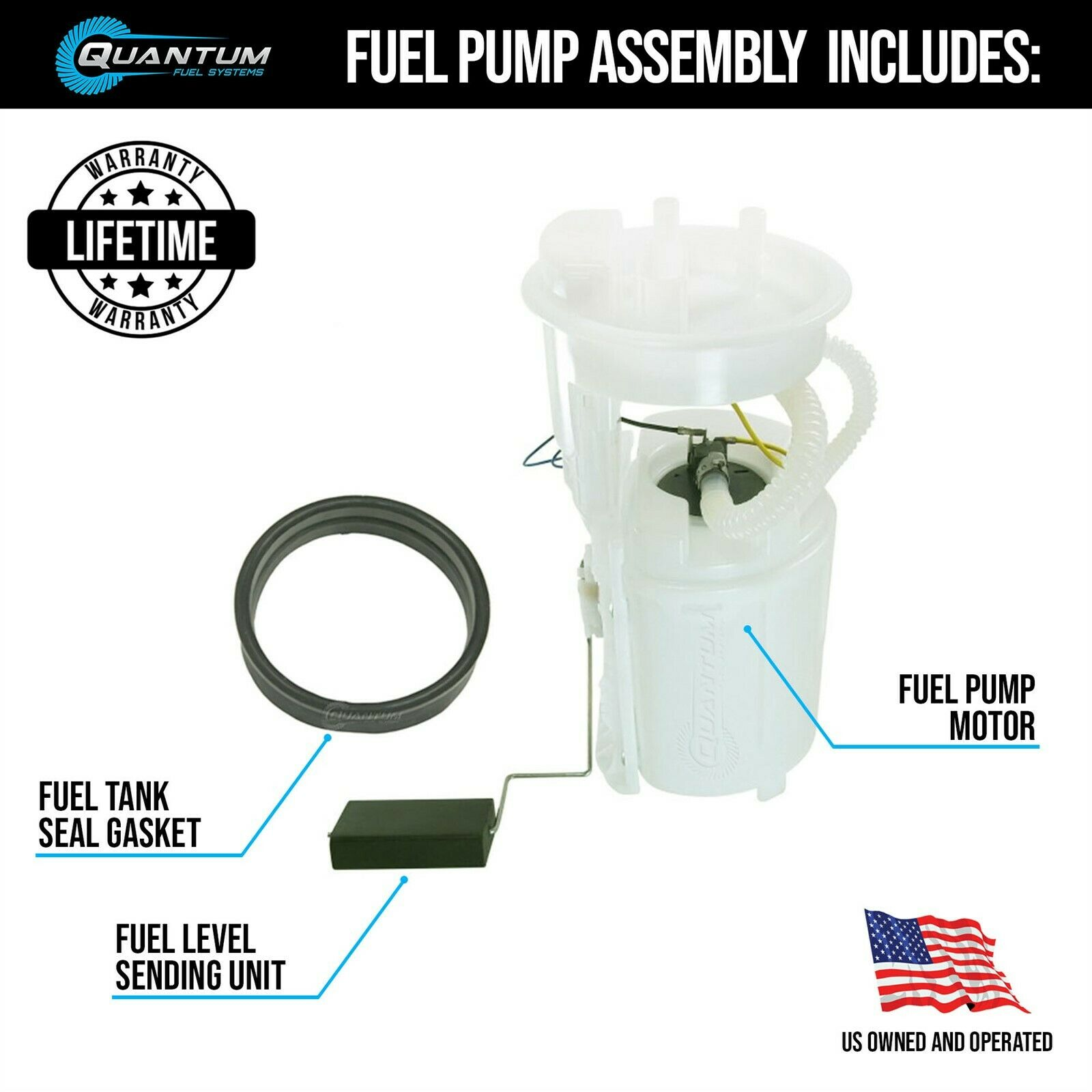 Ford Galaxy Fuel Pump Assembly W Sending Unit Complete 1998 2000 Details About Electric Intank Module E8424m For Vw 1 Of 4free Shipping