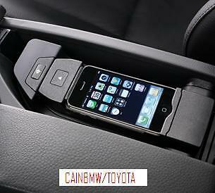 bmw media snap in phone adapter iphone 4 and 4s 1 3 5 6. Black Bedroom Furniture Sets. Home Design Ideas