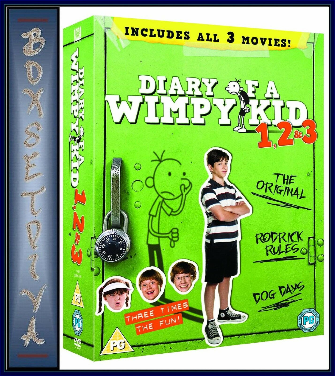 diary of a wimpy kid 3 free pdf