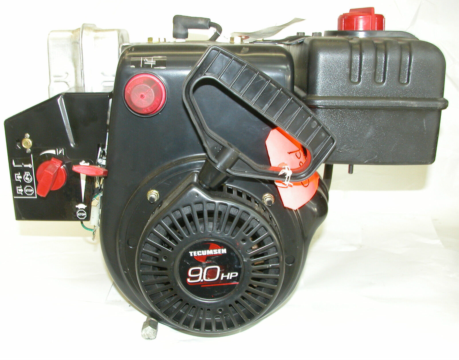 TECUMSEH LH318SA-156587H 9 HP SNOWBLOWER ENGINE USED