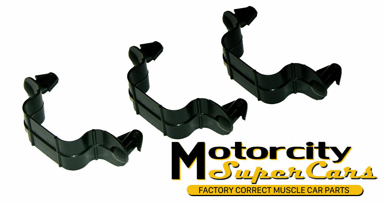 69 70 71 72 442 W 30 31 Cutlass Inner Fender Battery Cable Wire Chrysler Wiring Harness Strap Clips 1 Of 9 See More