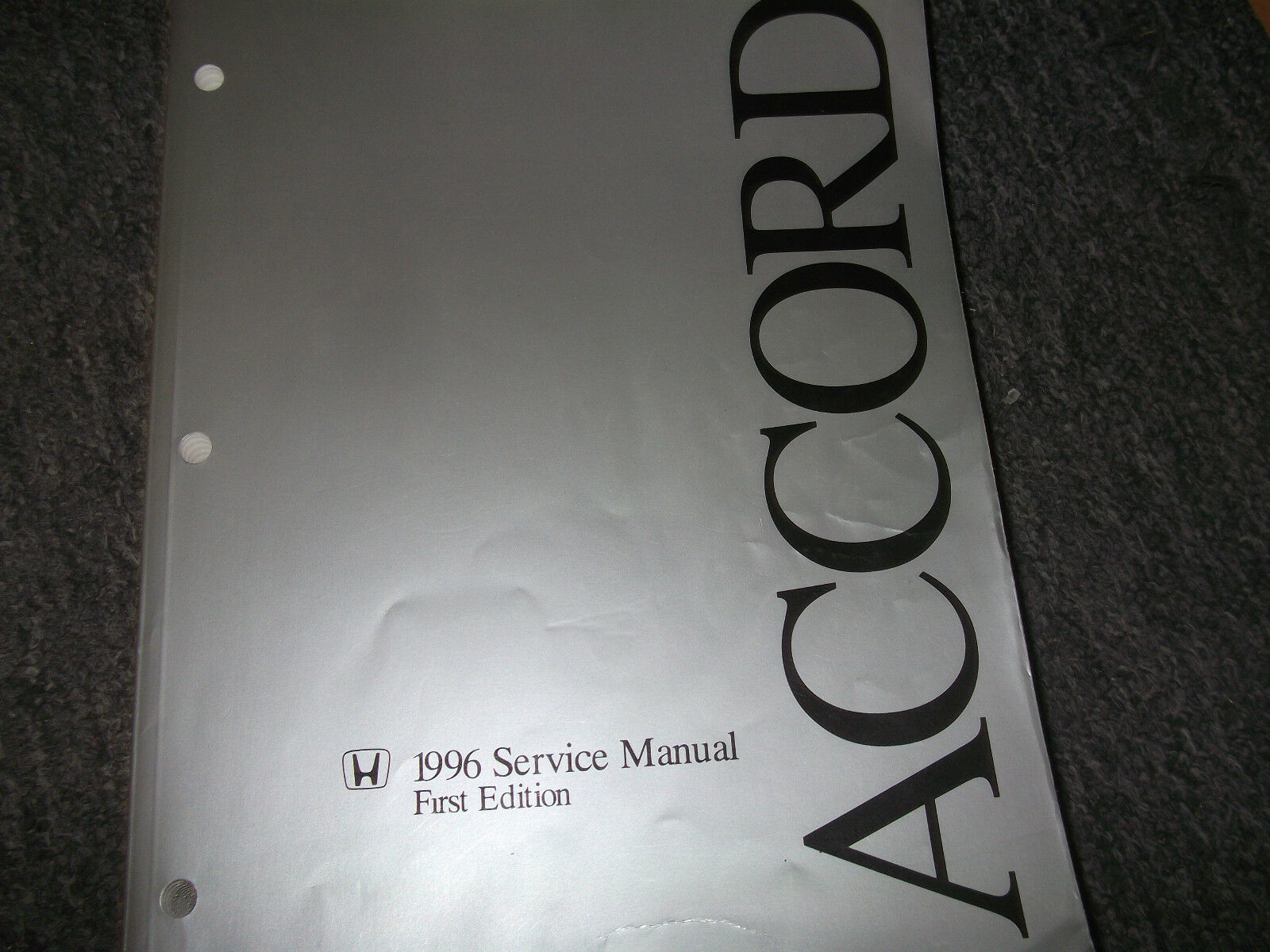1996 HONDA ACCORD Repair Service Shop Manual FACTORY DEALERSHIP BRAND NEW 1  of 4Only 2 available ...