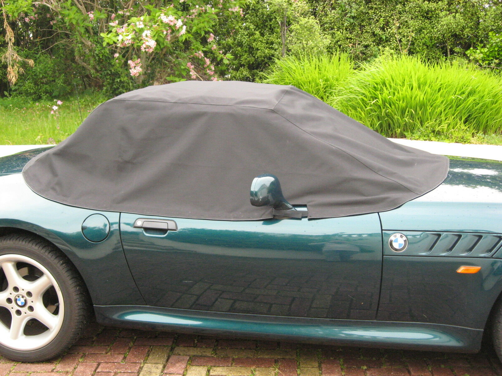 Bmw Z3 Car Cover Hood Soft Top Half Cover By Buzz Topz