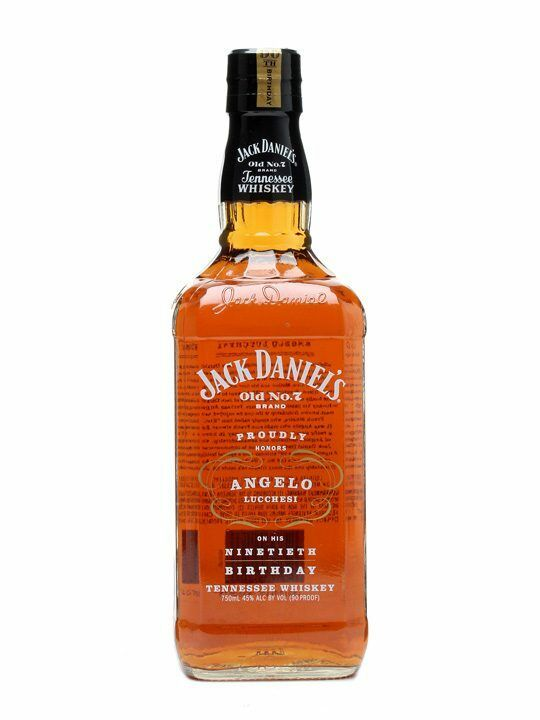 Jack Daniel's Angelo Lucchesi Tennessee Whiskey 750ml