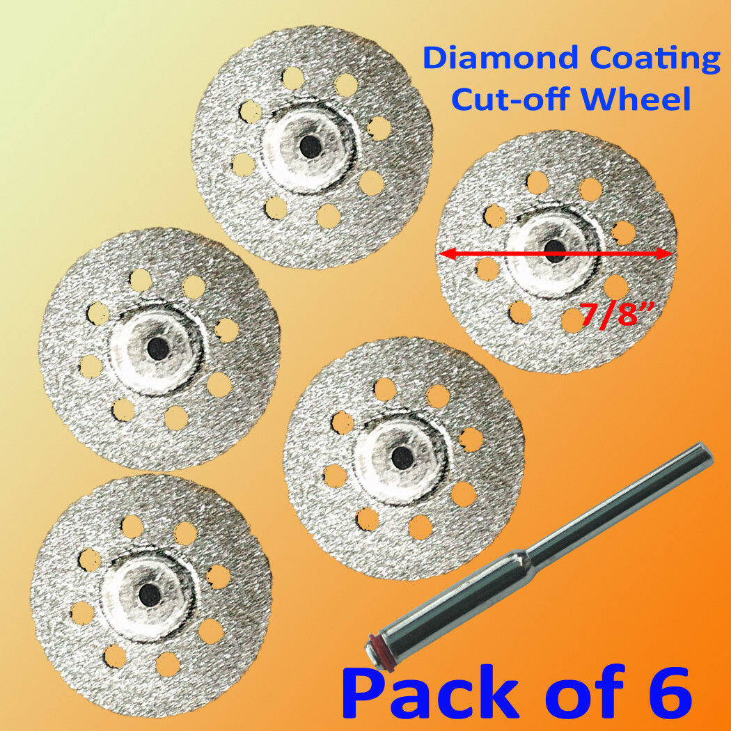 5 1 Rotary Tool Accessory Fits Dremel Milwaukee Diamond Cut Off Acessories 150pcs Best Quality Of 1free Shipping