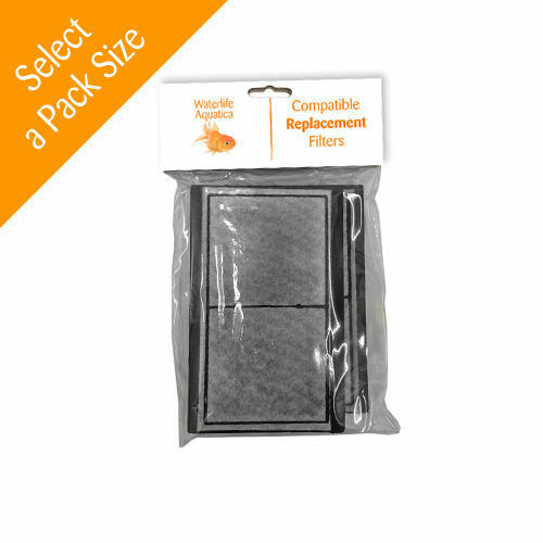 Aqua One 2c Filter Replacement - AquaStyle 510 (AR510) Compatible