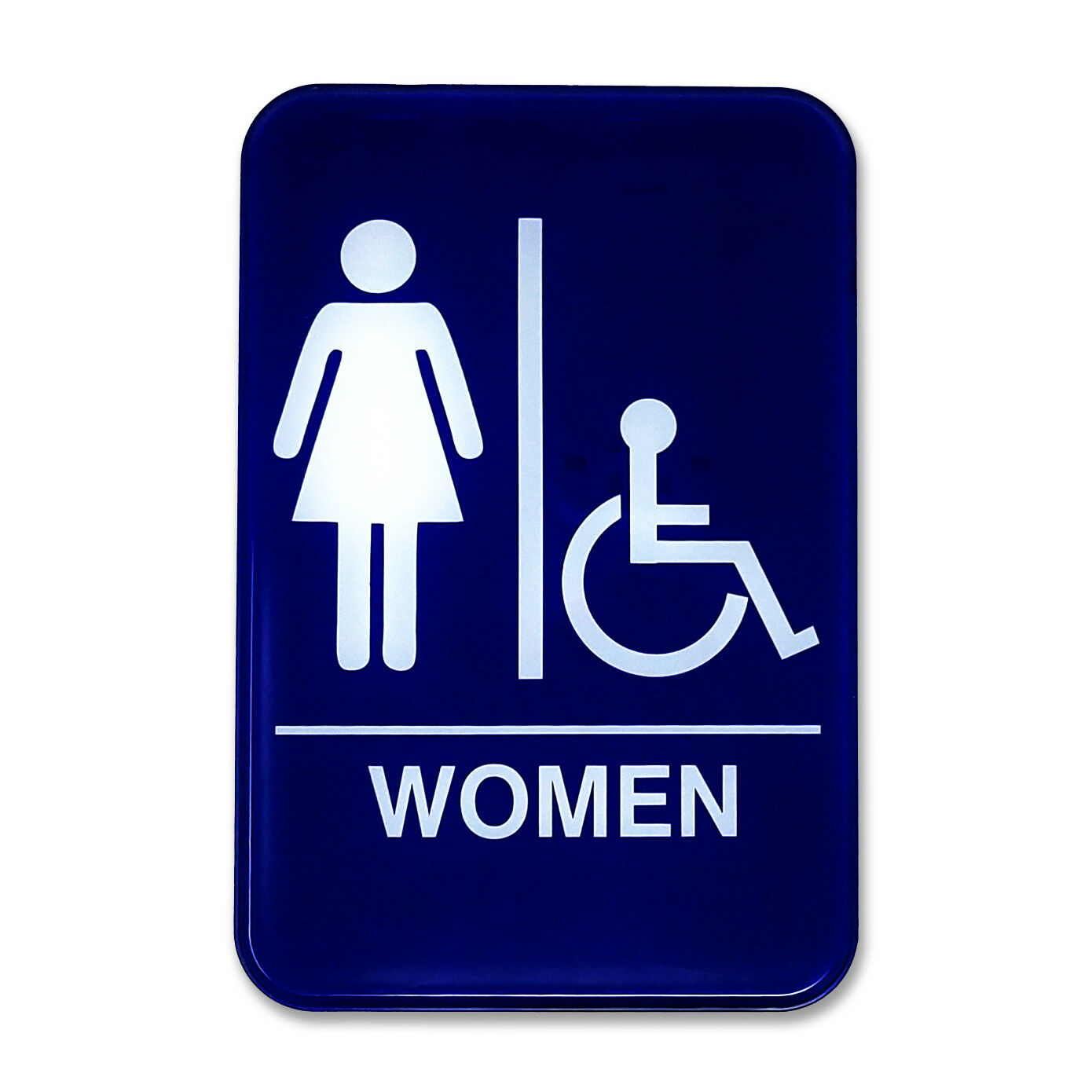 1 of 1free shipping - Womens Bathroom Sign