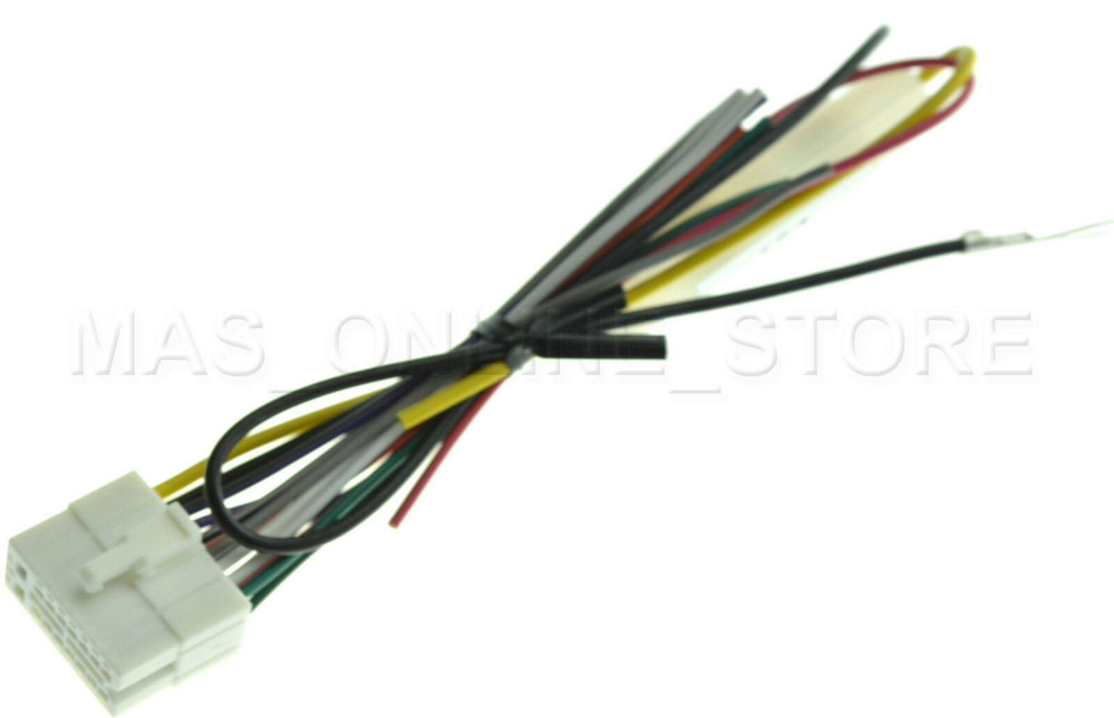 Clarion M-303 M303 Genuine Wire Harness *pay Today Ships Today* 1 of 4Only  2 available Clarion M-303 M303 Genuine Wire Harness ...