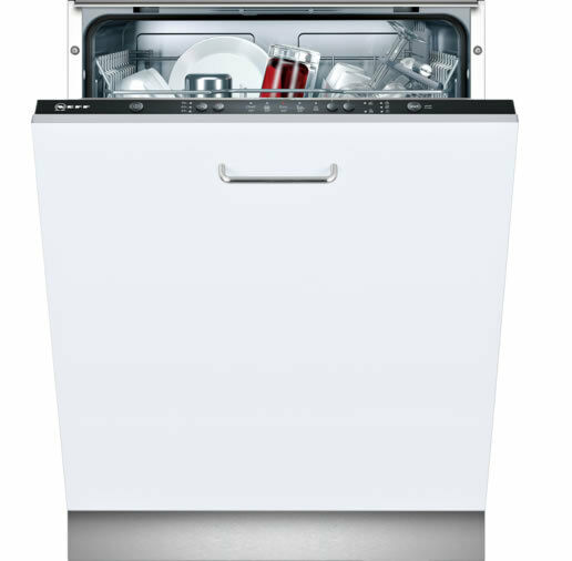 neff s511a50x1g fully integrated dishwasher brand new picclick uk. Black Bedroom Furniture Sets. Home Design Ideas