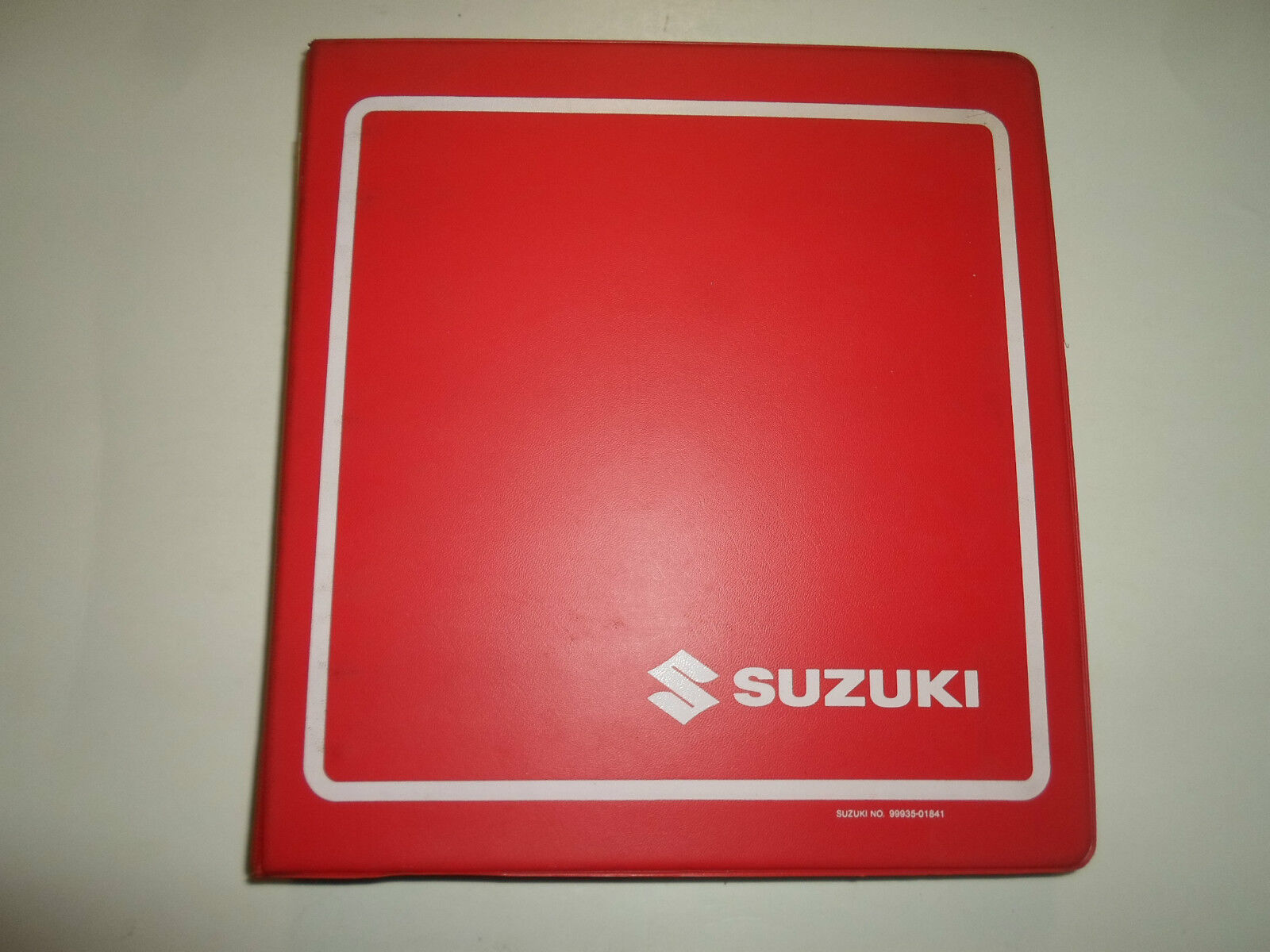 1 of 12Only 1 available 1990 Suzuki DR 250 250S Service Repair Shop Manual  BINDER STAINED ...