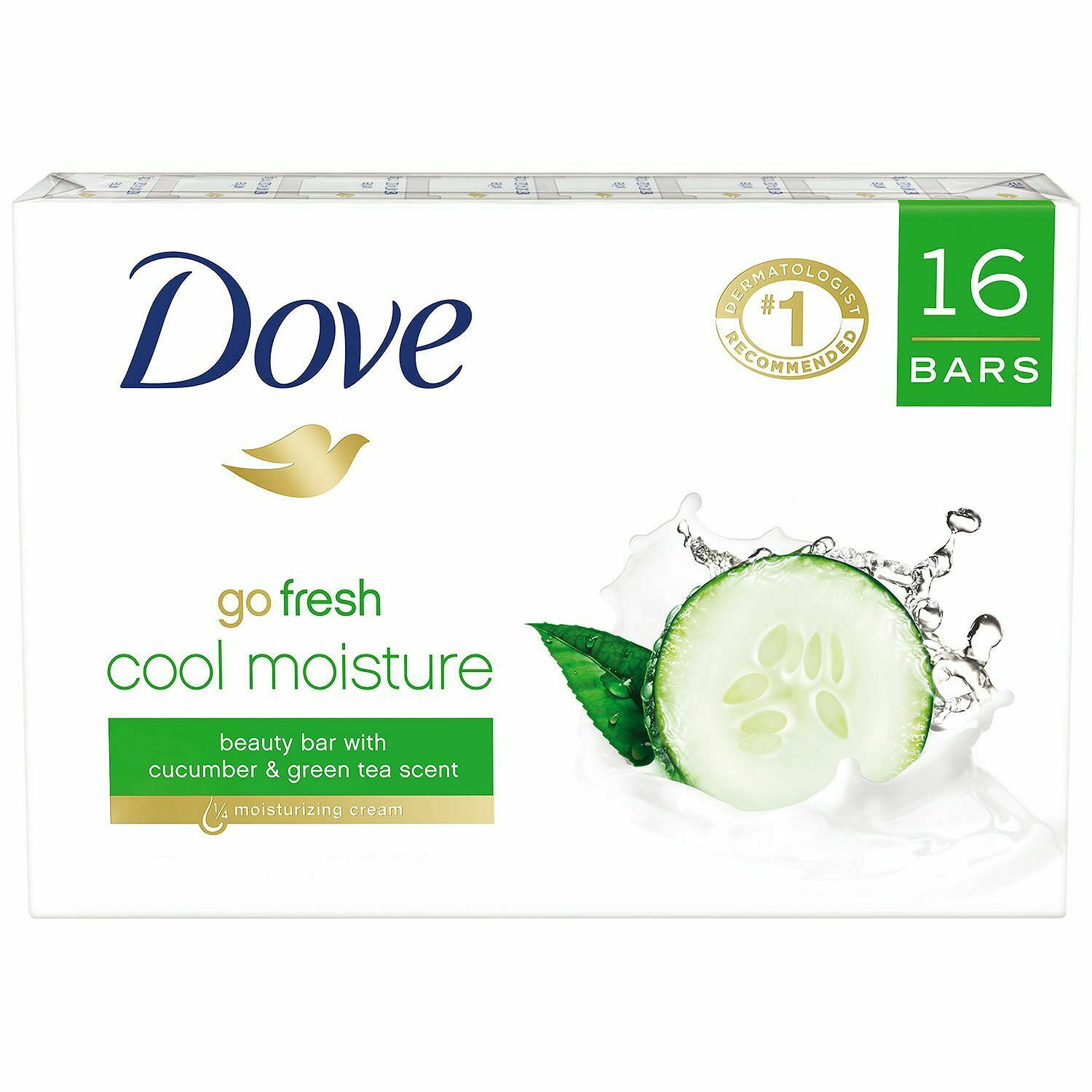 WOMEN'S DOVE 4 oz MOISTURIZING BAR SOAP ( 14 BARS ) FOUR KINDS/SENSITIVE SKIN • $30.50