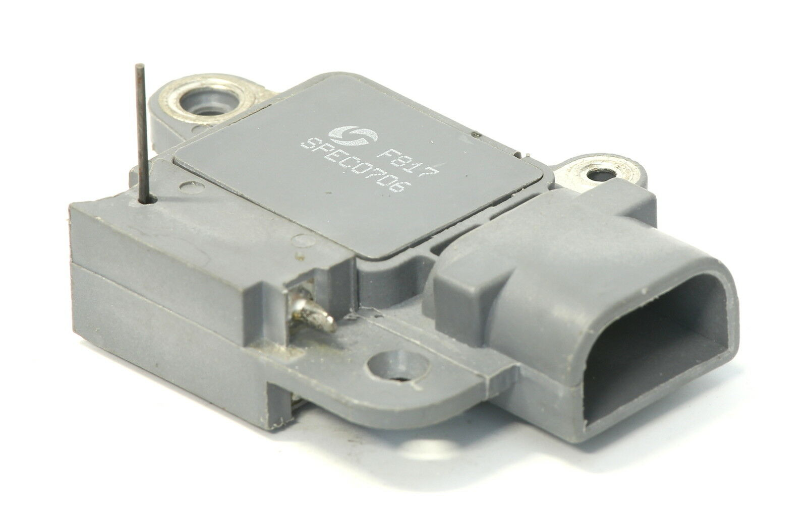 Voltage Regulator F817 F6du10c359aa F6dy10316a Ford Alternator 1 Of 2only 3 Available