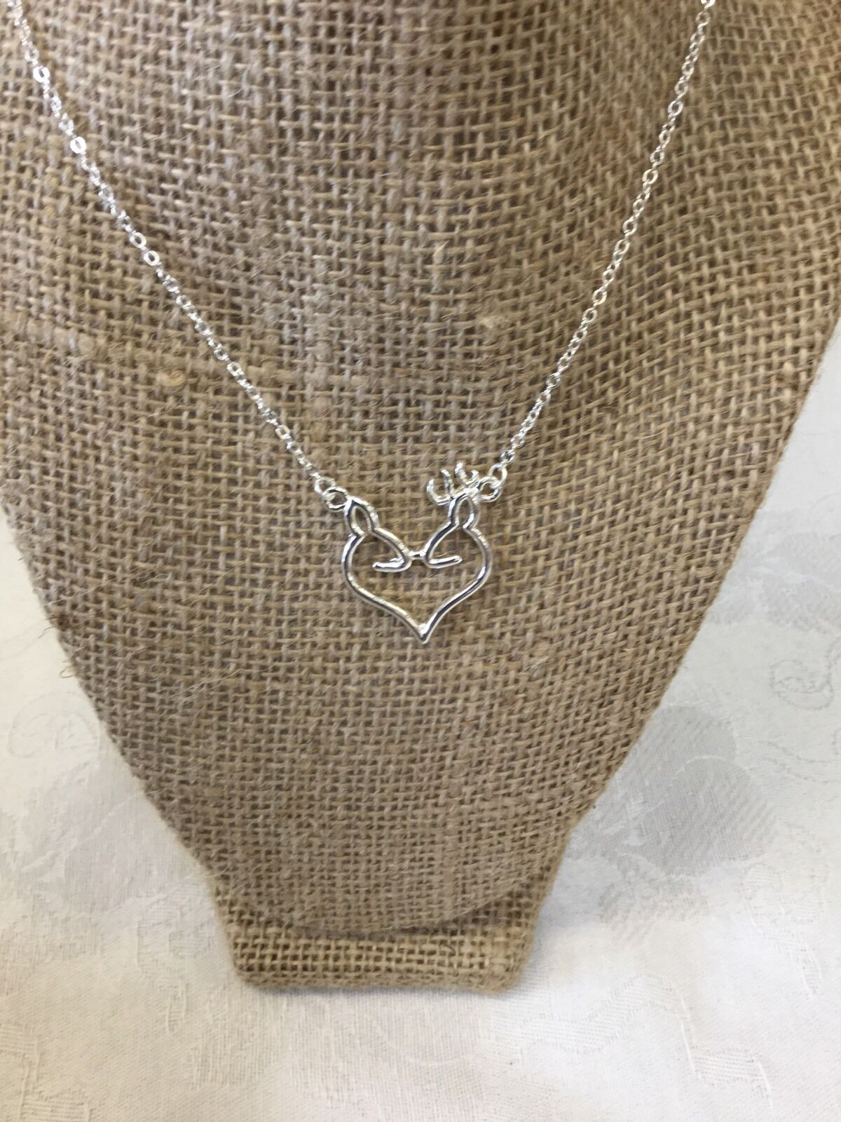 browning buck doe necklace 20 00 picclick