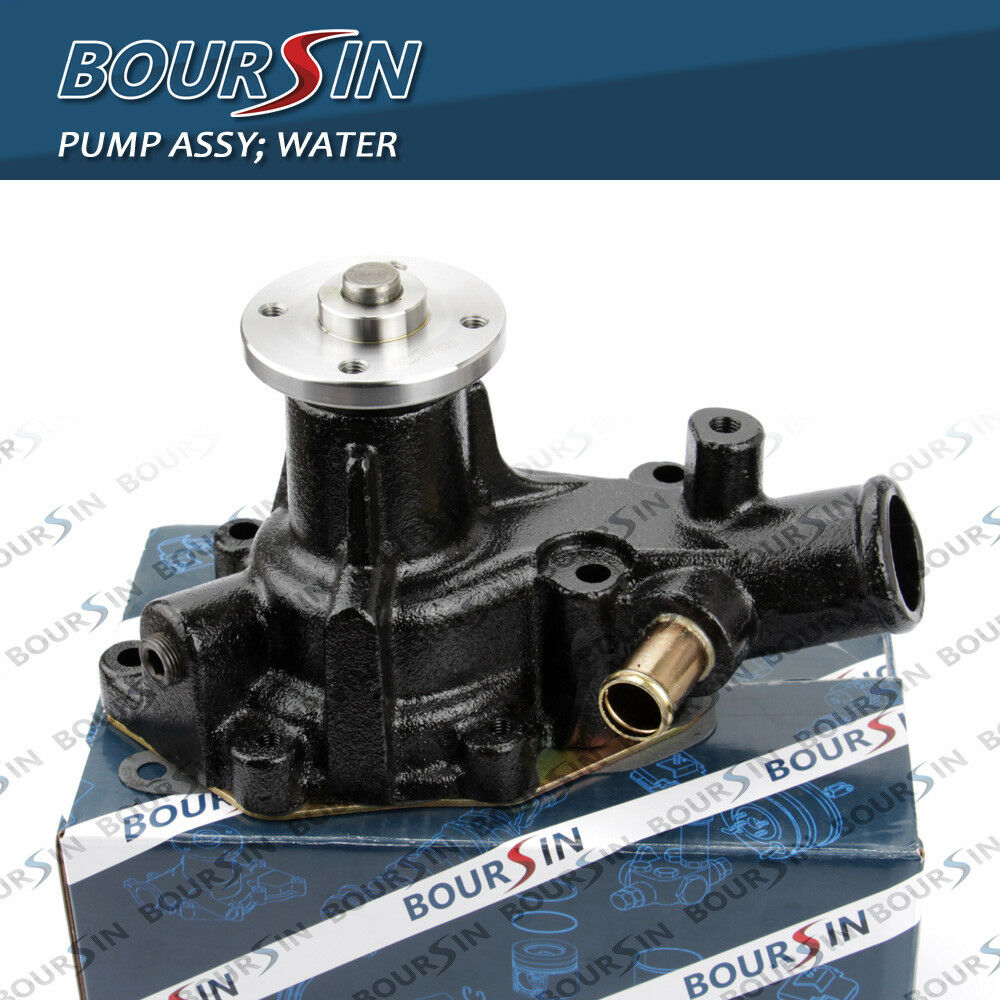 Water Pump For Isuzu Npr Nqr Gmc Chevy W Series 4bd1 4bd2 Turbo 1999 Rodeo 1 Of 6free Shipping