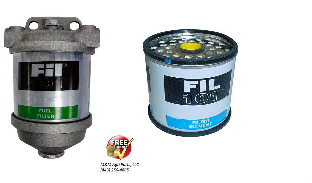 Diesel Tractor Fuel Filter Assembly : Diesel fuel injection cav filter assembly massey ferguson
