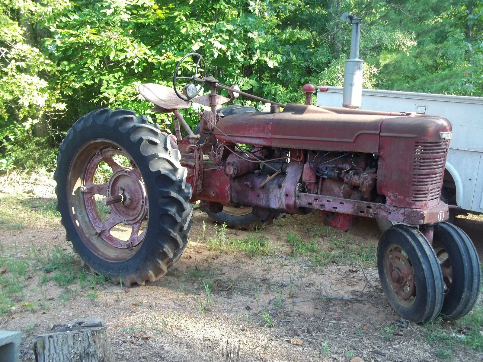1947 International Farmall H Tractor 1 of 10Only 1 available ...
