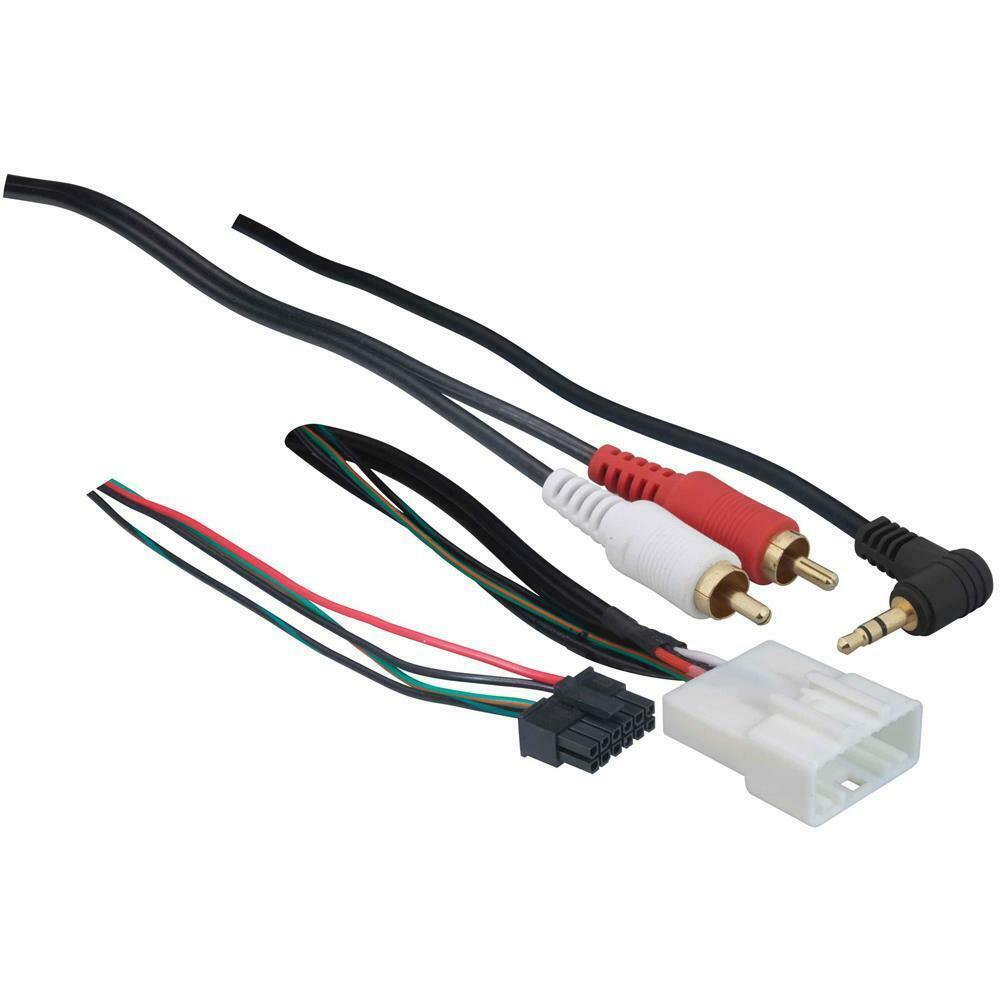 Metra 70 8114 Steering Wheel Control Wire Harness For Select Toyota In Addition Ford Radio Wiring On Lexus Scion 1 Of 1free Shipping