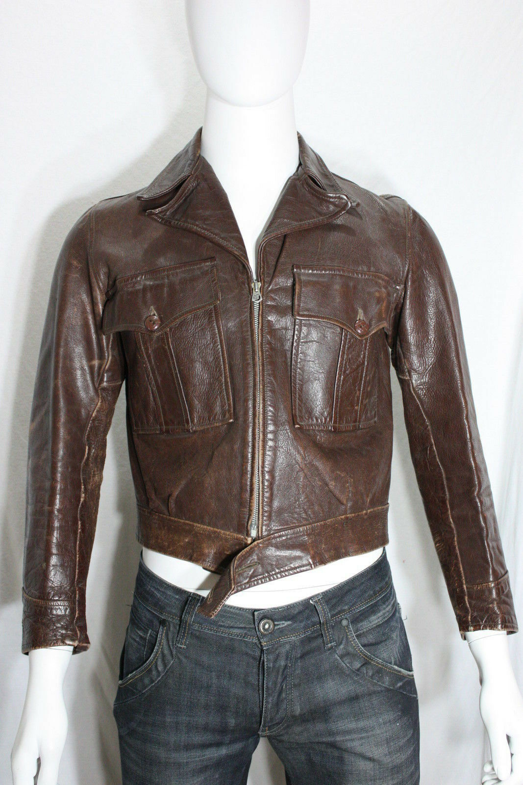 Small leather jackets
