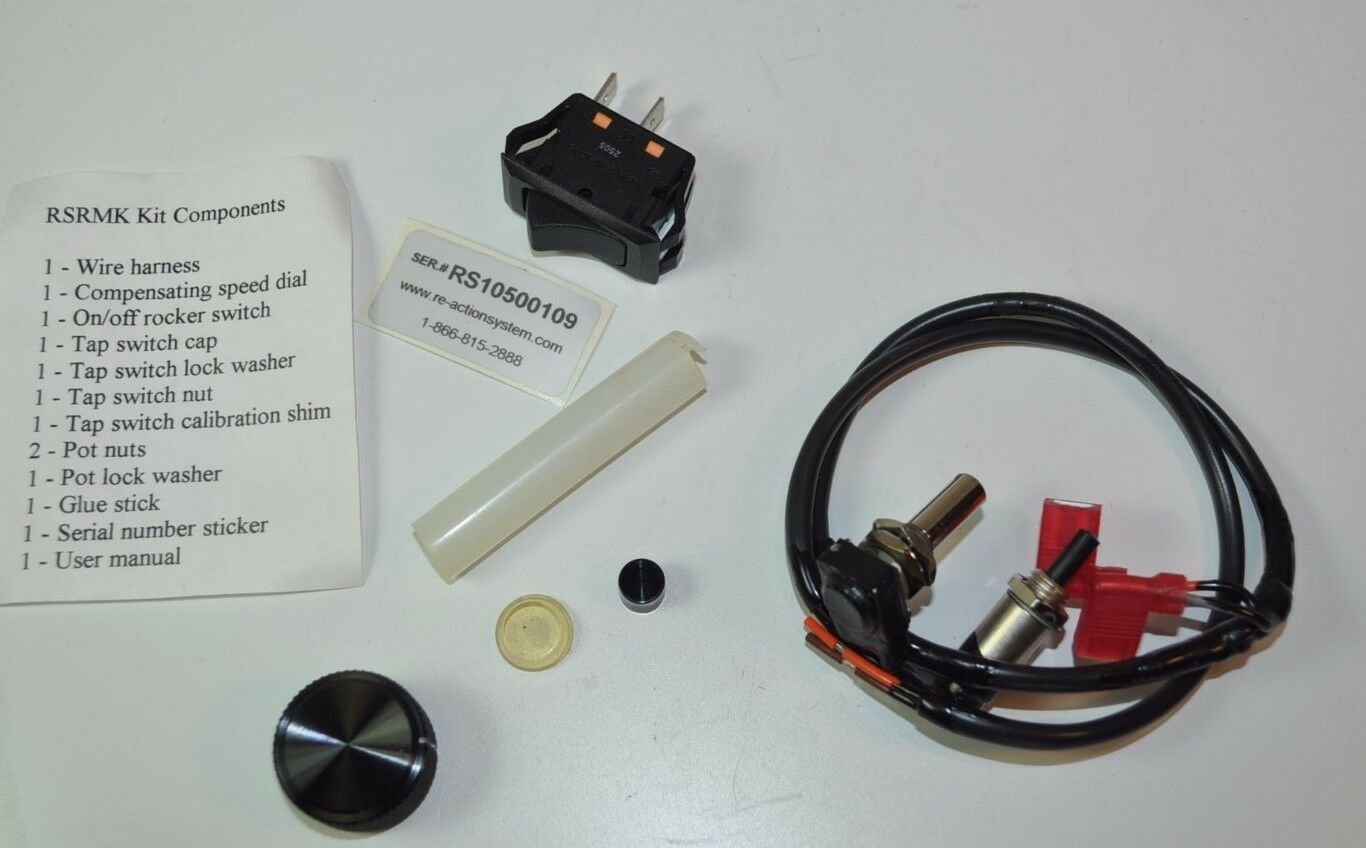 New Re Action Trolling Motor Upgrade Kit For Minn Kota Cable Steer Wiring Harness Motors 1 Of 3free Shipping