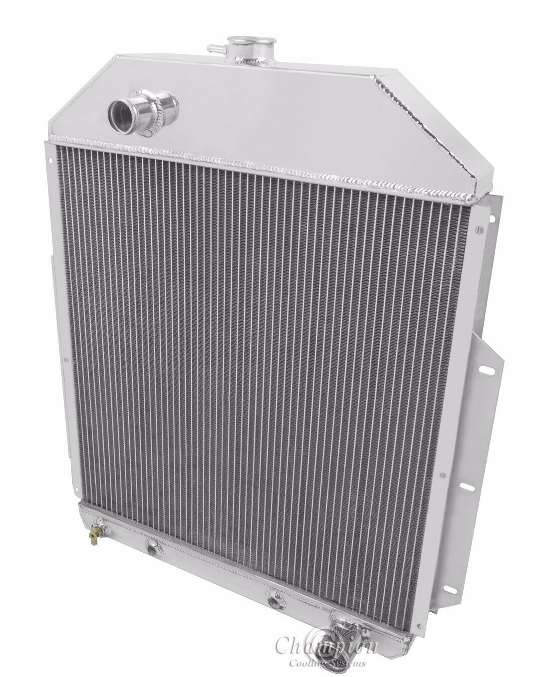 1948 1949 1950 1951 1952 Ford F1 F2 F3 Pickup Truck 3 Row Dr Radiator 1 Of 3only Available