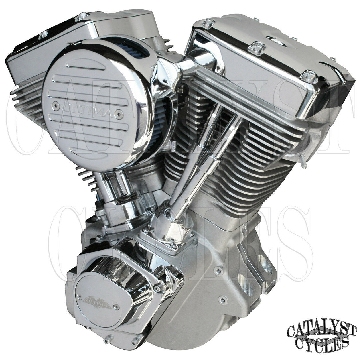 Natural 113 Ultima Engine El Bruto Evolution Motor For Harley Evo Motorcycle Drawing Vquad And Method 84 99 1 Of 1only 2 Available See More