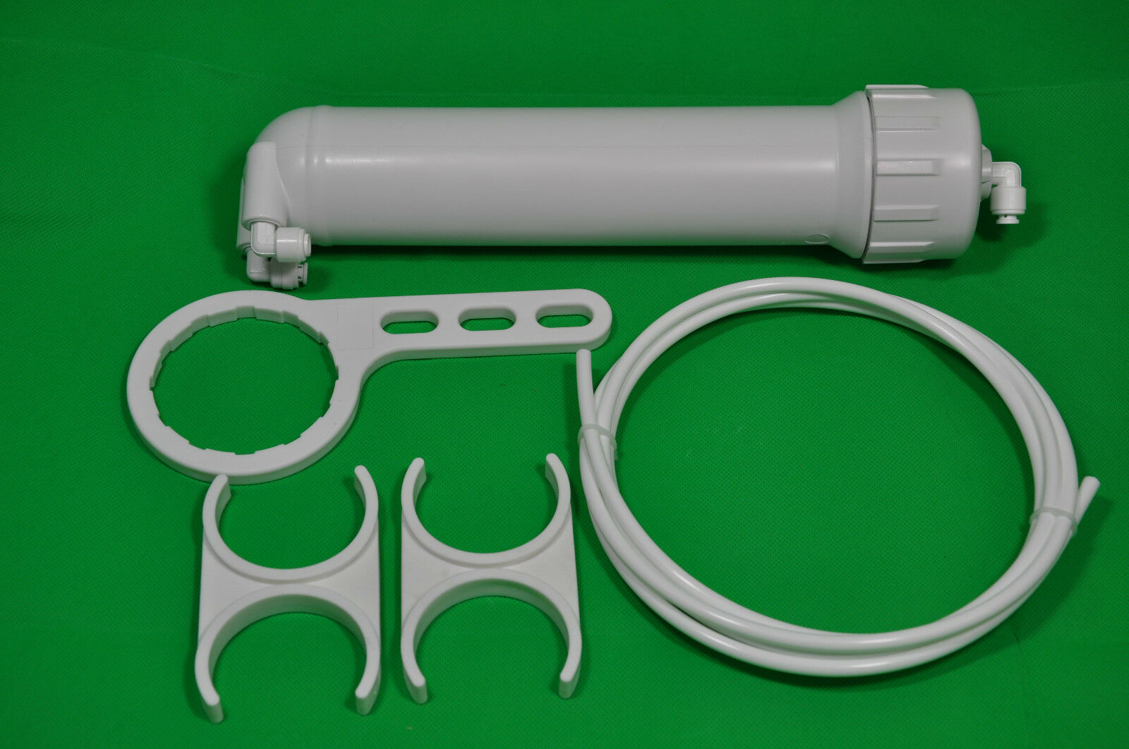 Reverse Osmosis additional membrane housing kit with fittings and spanner