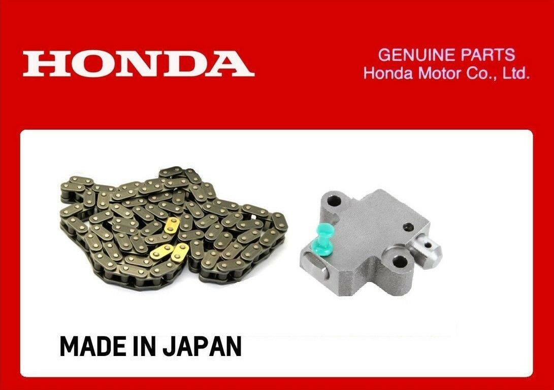 genuine honda timing chain and tensioner accord cr v civic n22a1 n22a2 2 2cdti eur 213 29. Black Bedroom Furniture Sets. Home Design Ideas