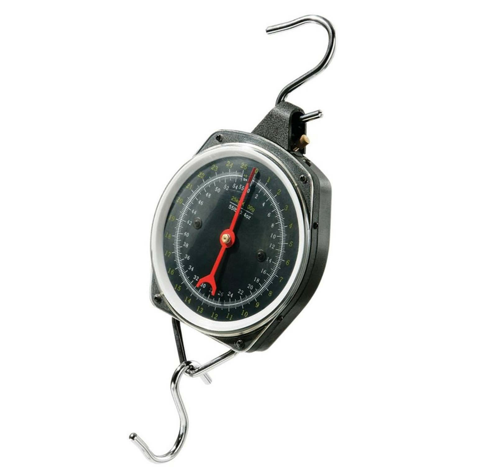 Leeda heavy duty weighing scales carp coarse fishing dial for Fish weighing scale