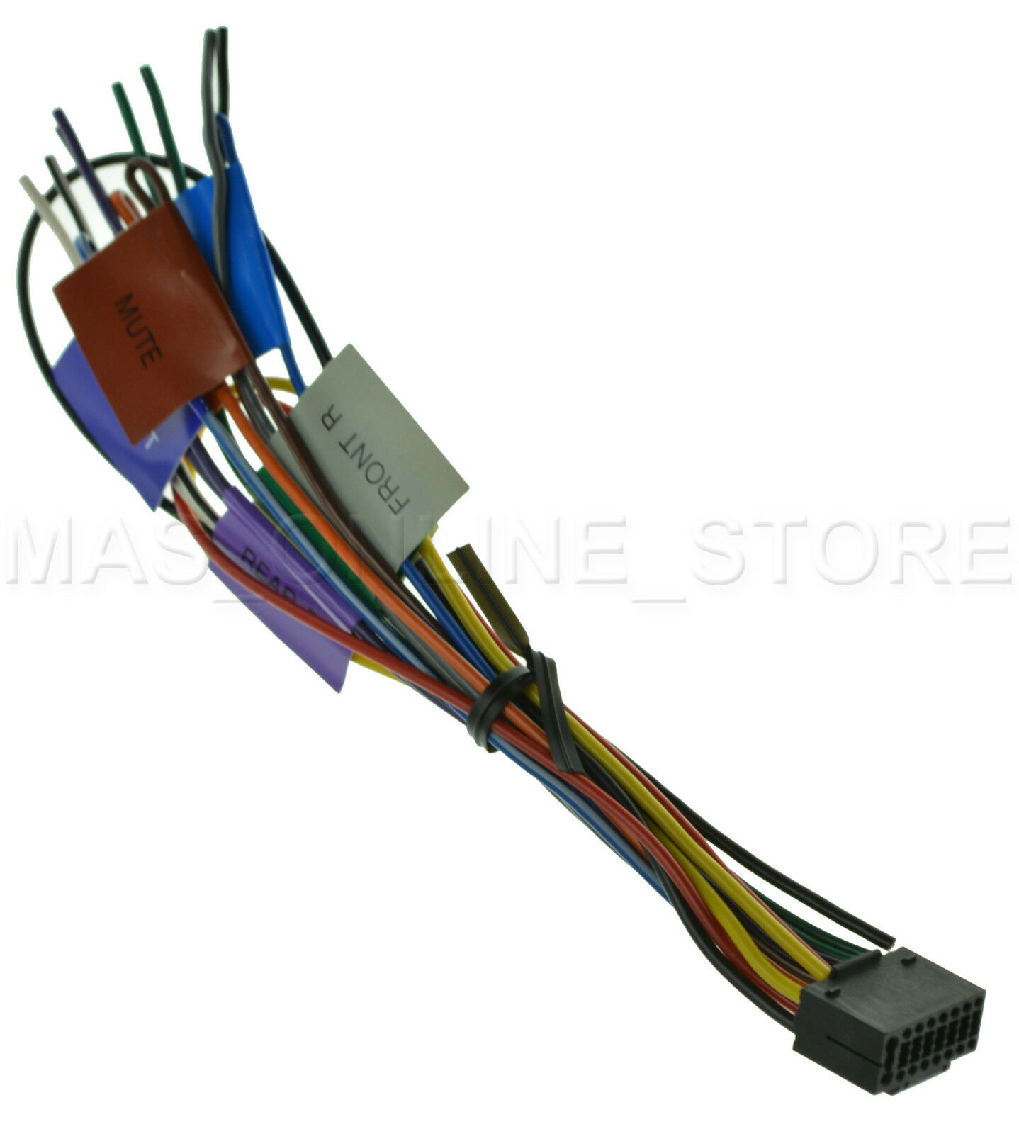Kenwood Kdc-Mp738U Kdcmp738U Genuine Wire Harness *pay Today Ships Today* 1  of 4Only 3 available Kenwood Kdc-Mp738U Kdcmp738U Genuine Wire ...