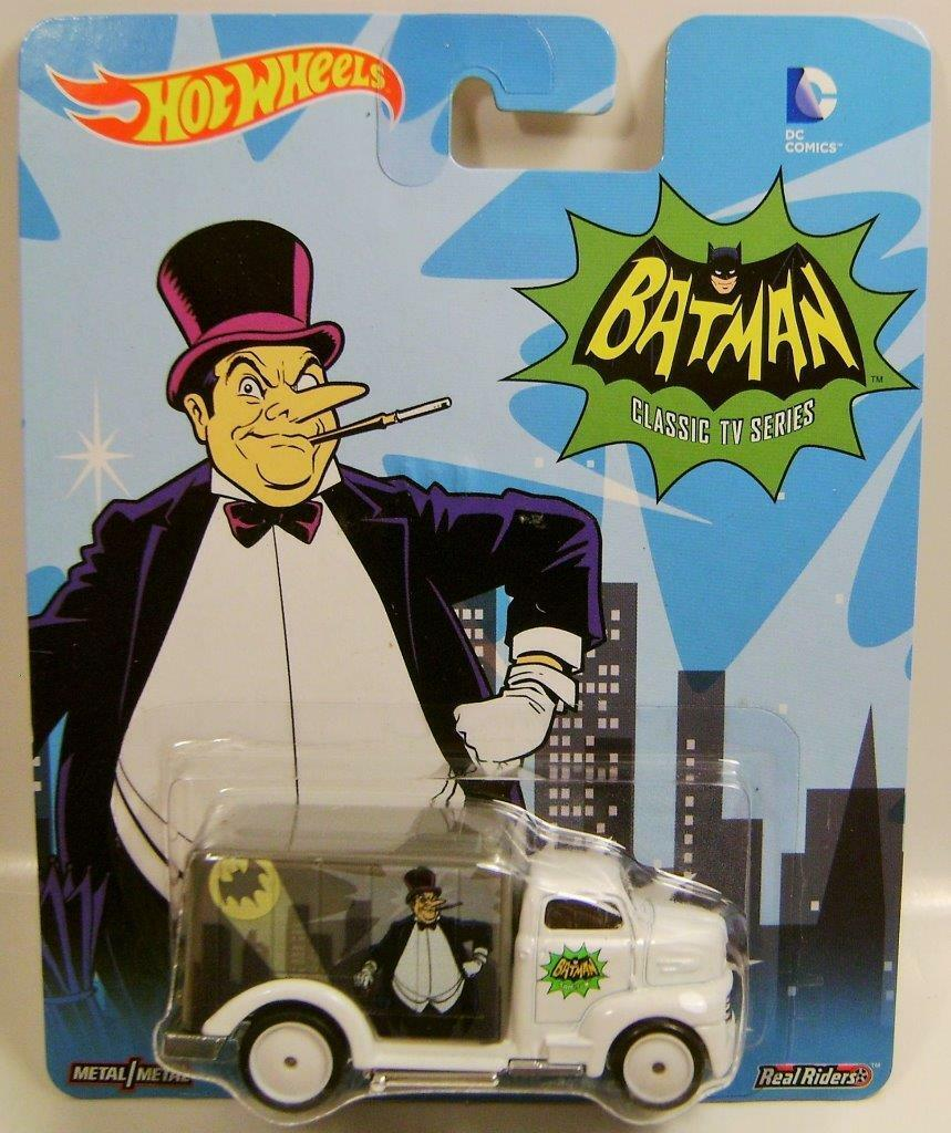 1949 49 Ford Coe Truck Batman Classic Tv Series Dc Comics Hot 1954 1 Of 2only 3 Available