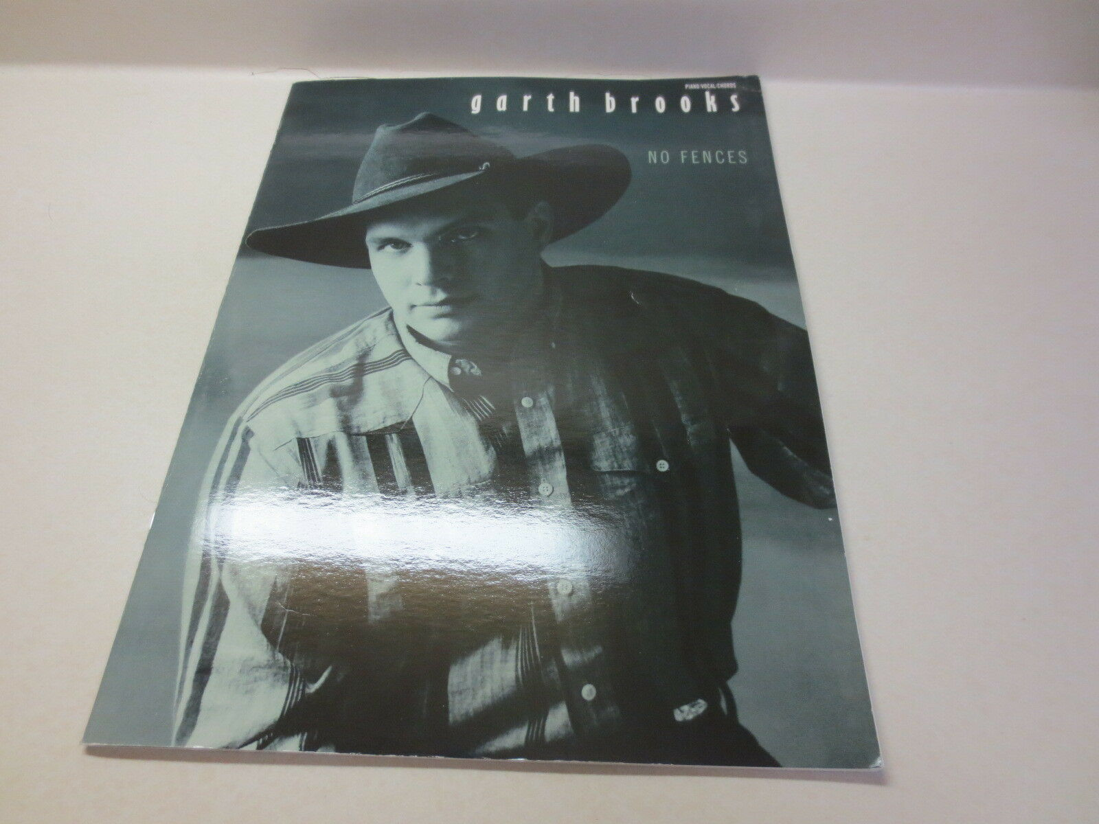 Garth Brooks Piano Vocal Chords No Fences Songbook Belwin