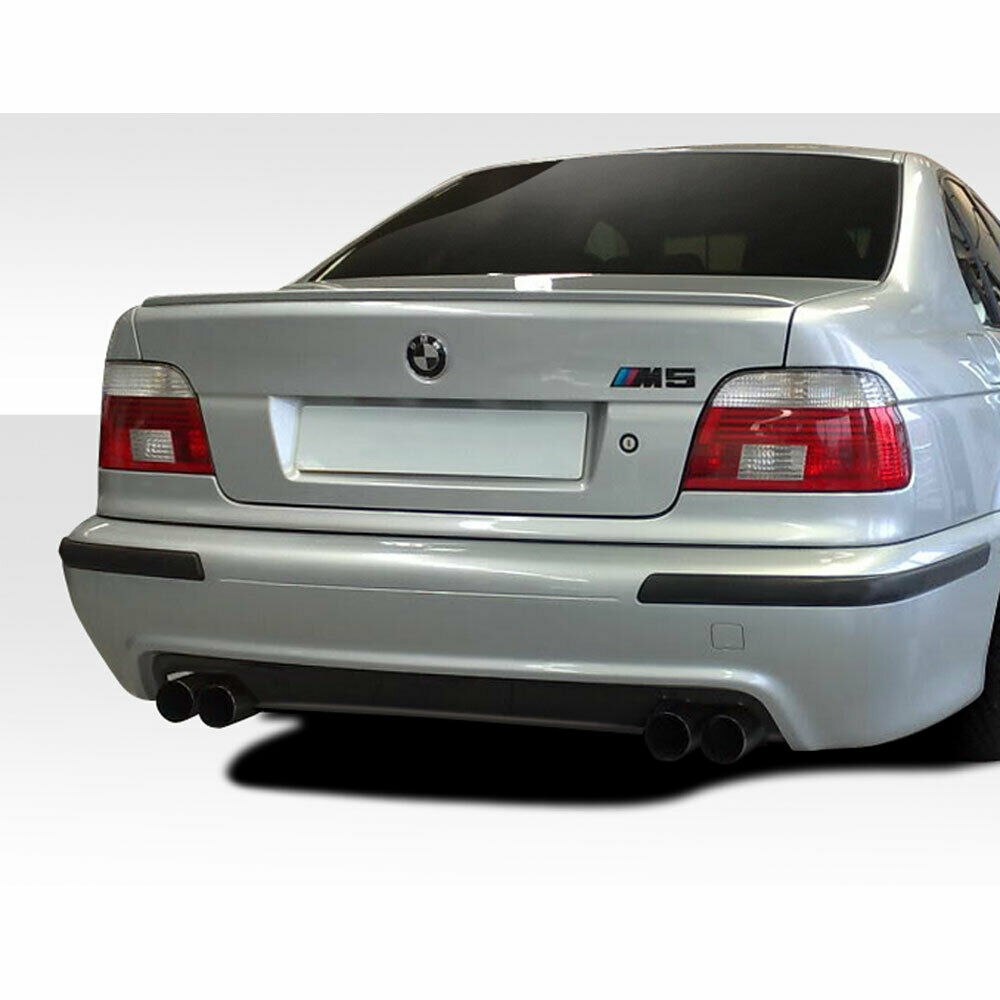 E39 4dr M5 Look Rear Bumper Body Kit 1 Pc For Bmw 5 Series 97 03 95 Of 5only Available