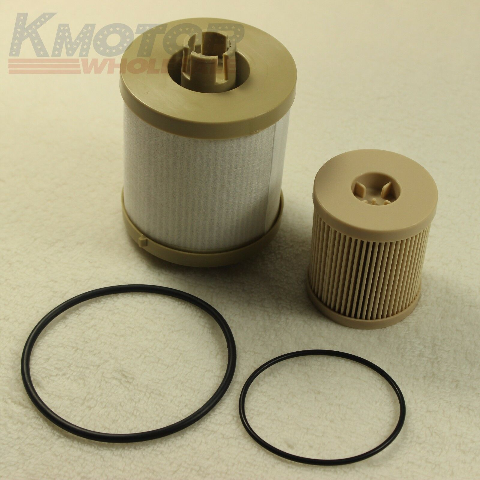 New Diesel Fuel Filter Fd4604 Fd4616 For Ford F250 F350 F450 60 Powerstroke 1 Of 10free Shipping