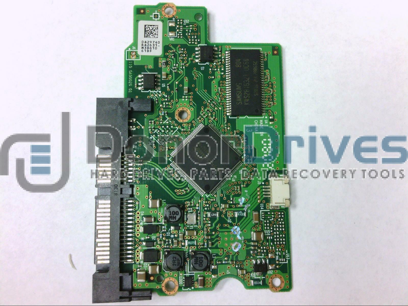 Hdp725050gla360 0a29740 Ba2631 0a36891 Ba2763 Hitachi Sata 35 Circuit Board Module Pcb On Off Dishwasher Printed 1 Of 1only 2 Available