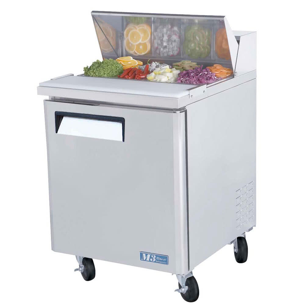 COMMERCIAL SANDWICH Prep Table Refrigerated Sandwich Unit - Commercial sandwich prep table
