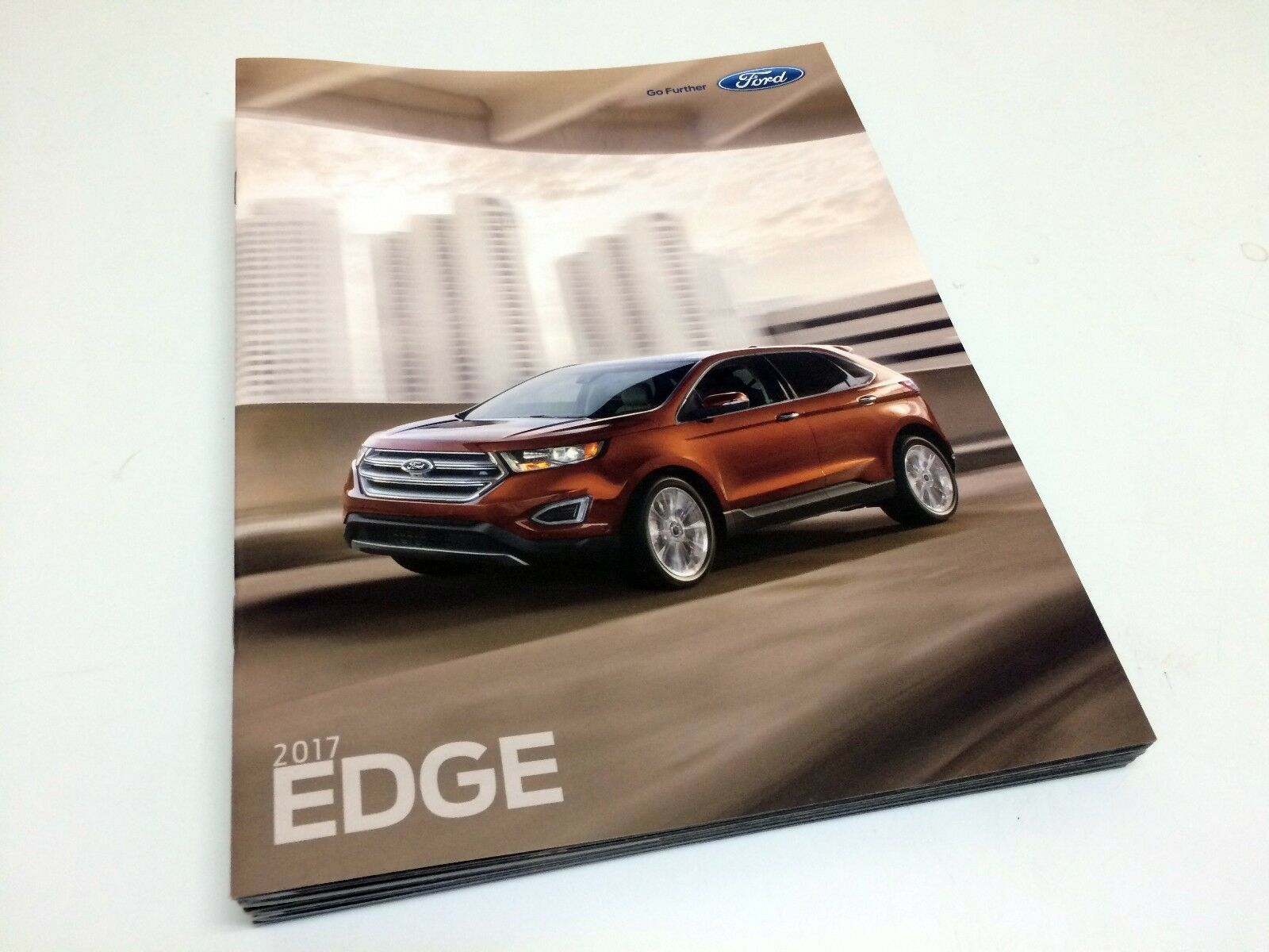 Ford Edge Brochure Only  Available