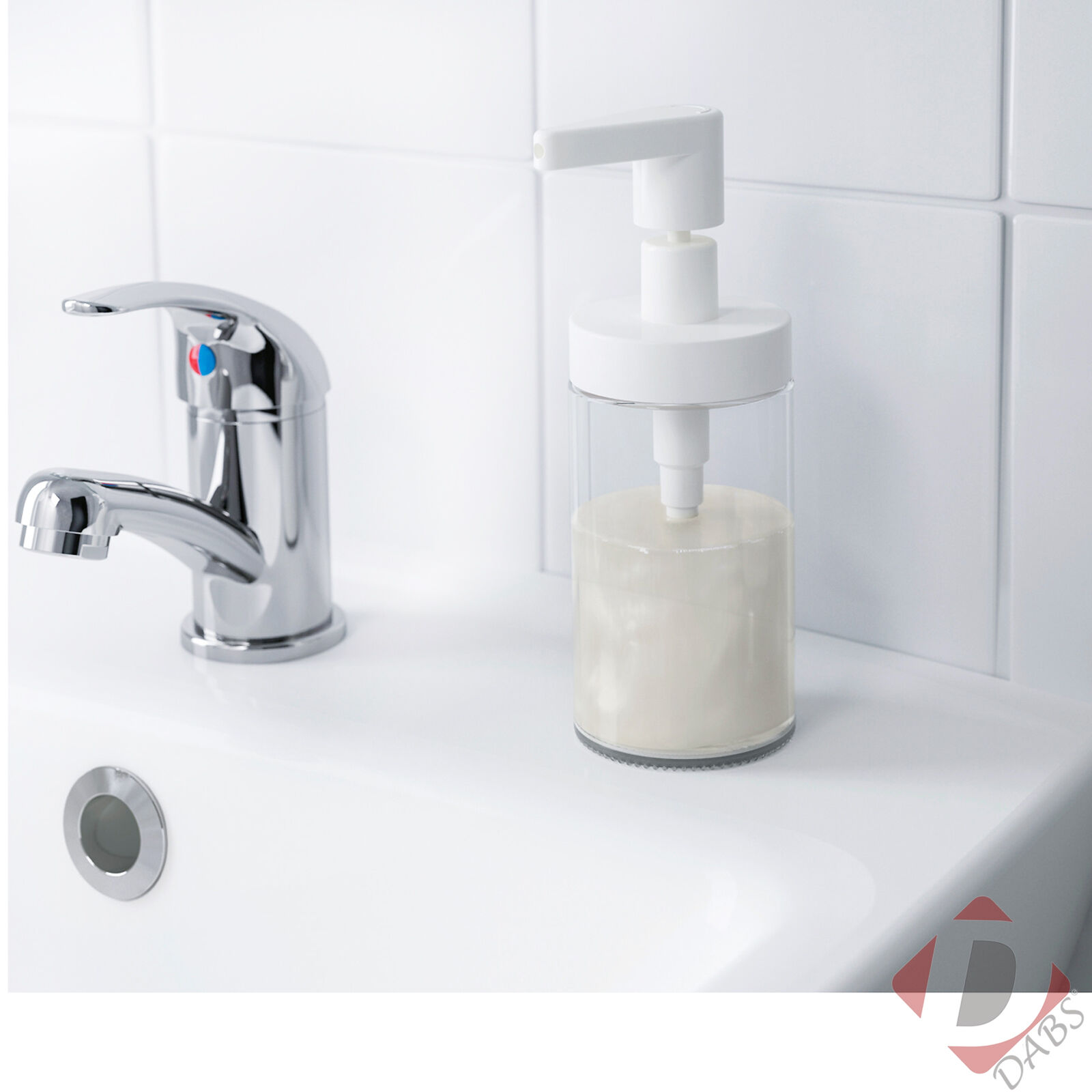 Ikea kitchen or bathroom liquid hand soap pump dispenser for Liquid soap dispenser for bathroom