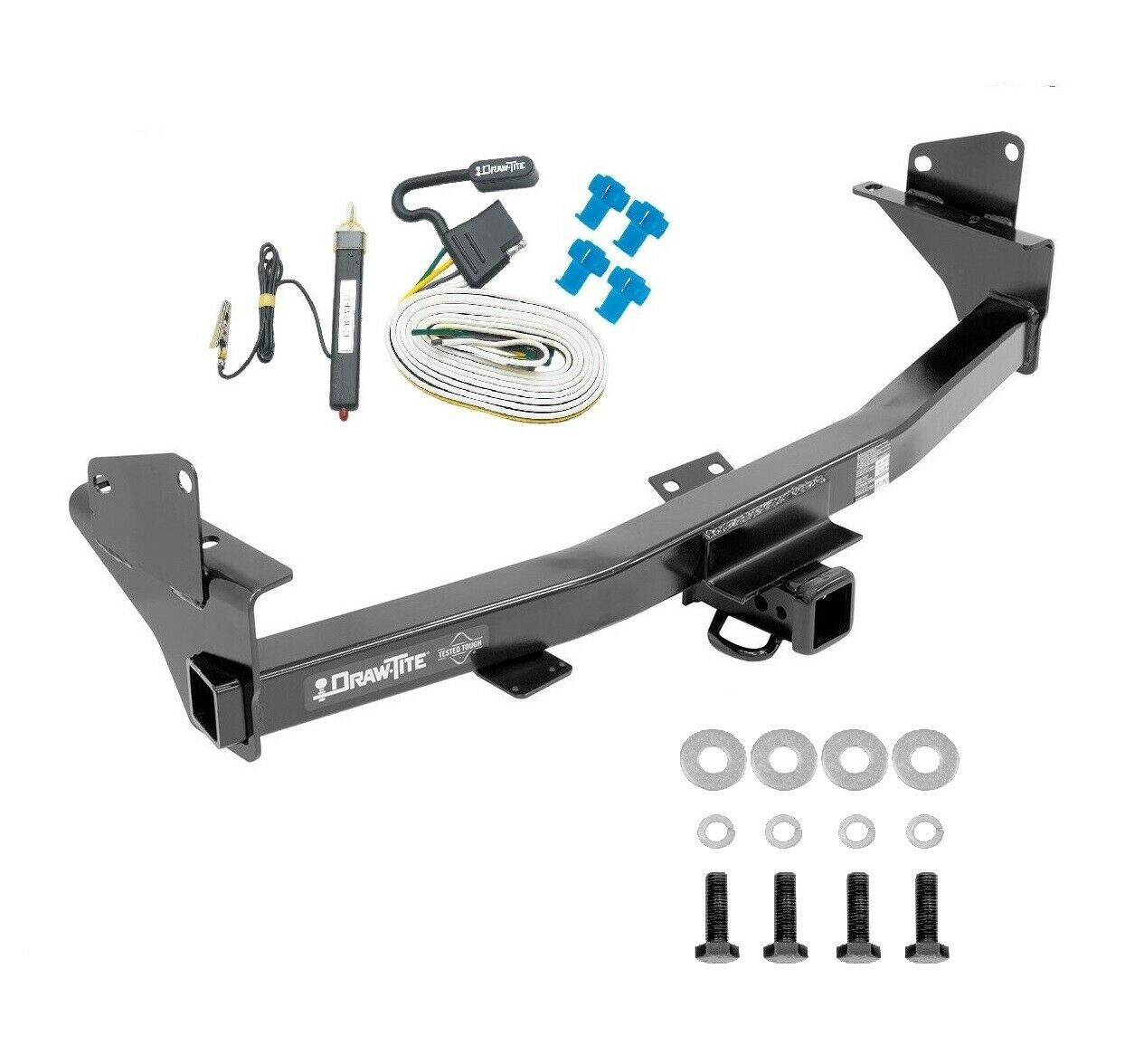 Class 3 Trailer Hitch & Wiring For 2015-2018 Chevrolet Colorado 76004 1 of  4FREE Shipping ...