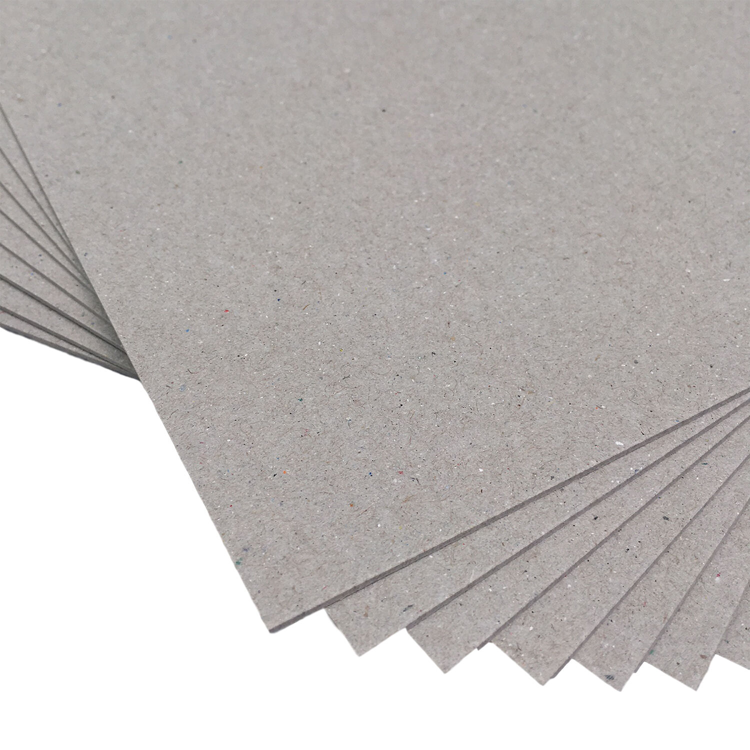New Boxboard A5 Size 700gsm 50 Sheets - Chipboard Boxboard Cardboard Recycled