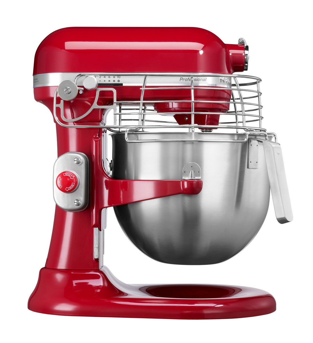 kitchenaid professional 1 3 hp 5ksm7990xeer empire rot mit 6 9 l sch ssel eur 949 00 picclick de. Black Bedroom Furniture Sets. Home Design Ideas