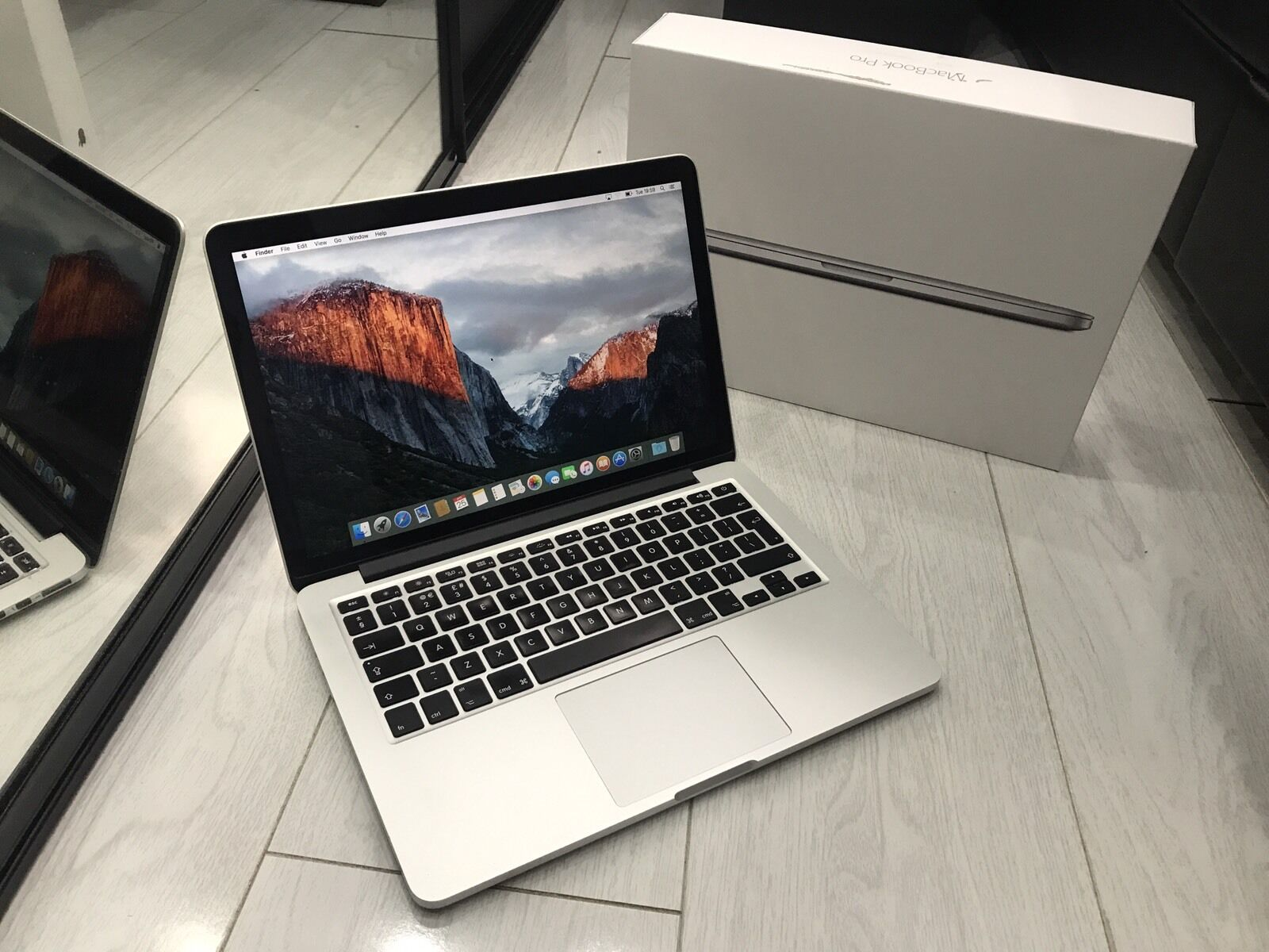APPLE MACBOOK PRO Retina 13.3