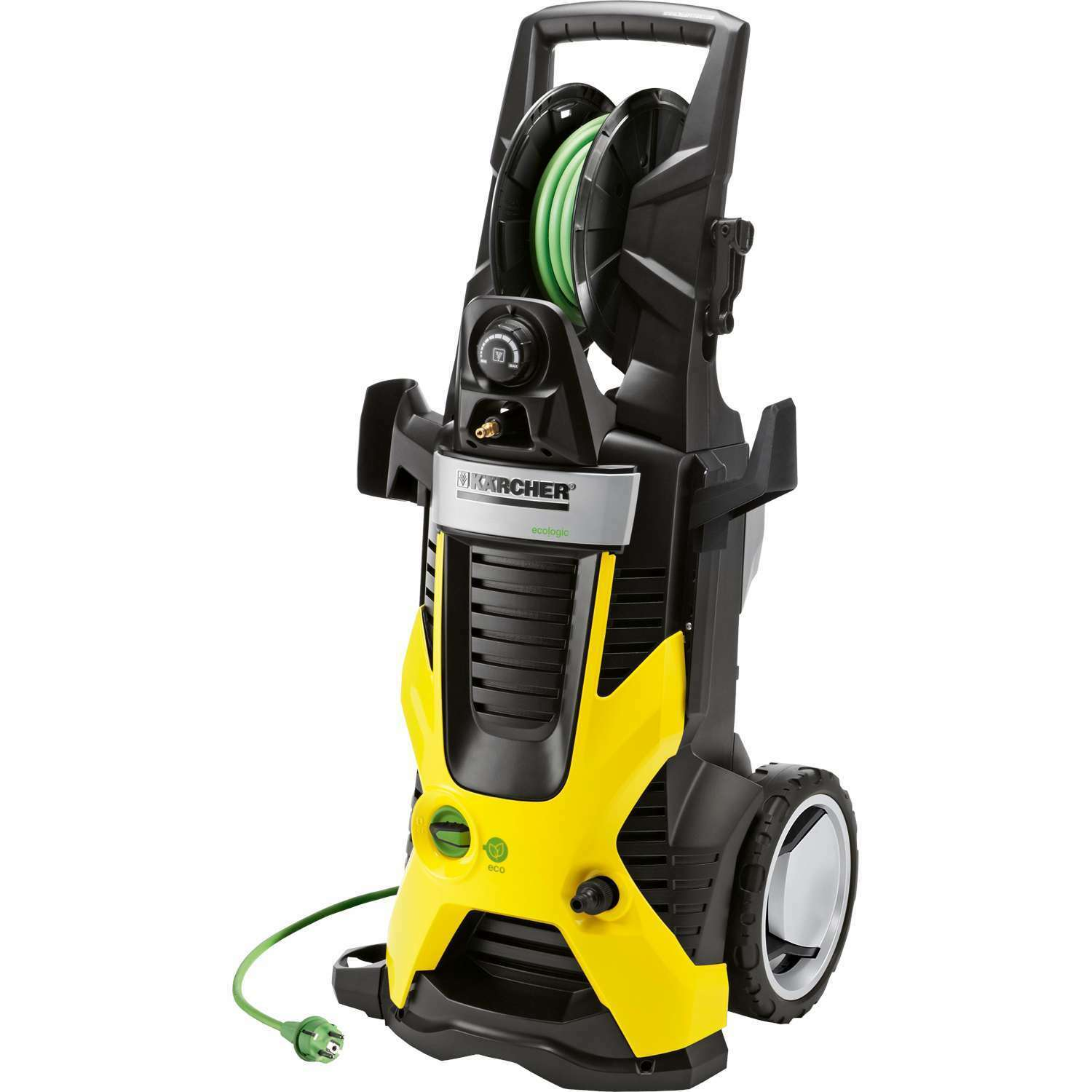 karcher k7 premium home eco water cooled pressure washer 160 bar 2800w 240v picclick uk. Black Bedroom Furniture Sets. Home Design Ideas