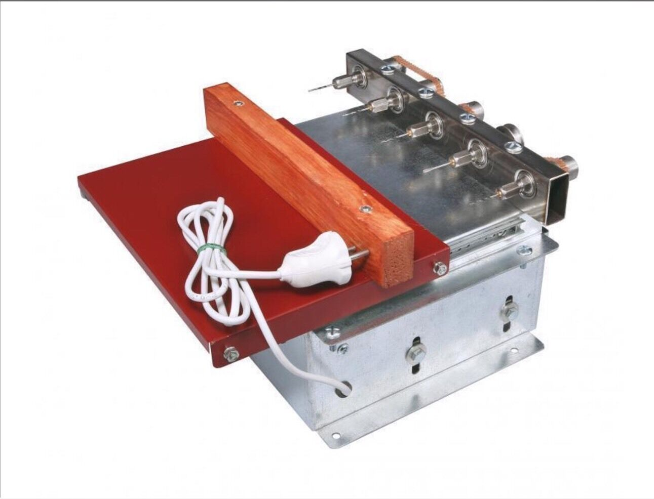 Beekeeping Equipment - Drill for Production of Bee Hive Frames - ( 5 Holes  ).