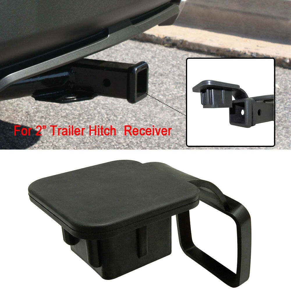 2 Trailer Hitch Receiver Cover Plug Cap Dust Protector For Toyota Rav4 Wiring 4runner 1 Of 5free Shipping See More