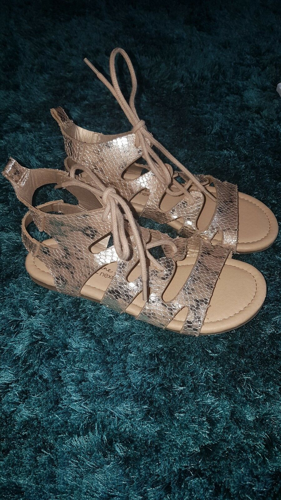 gold sandals next 28 images next baby gold glitter