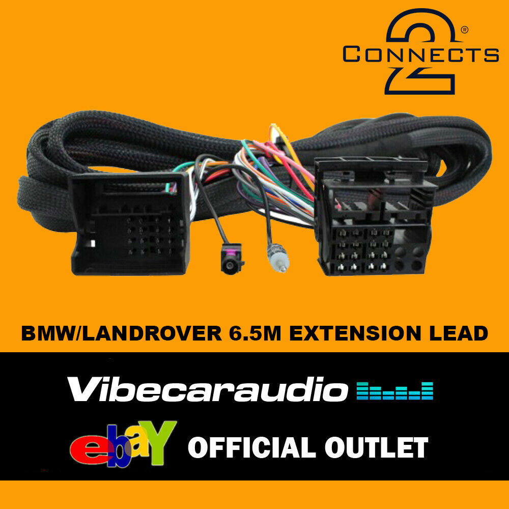 Mercedes Benz E Class W211 Car Stereo Radio Wiring Harness Iso Loom Ct20mc01 1 Of 1free Shipping